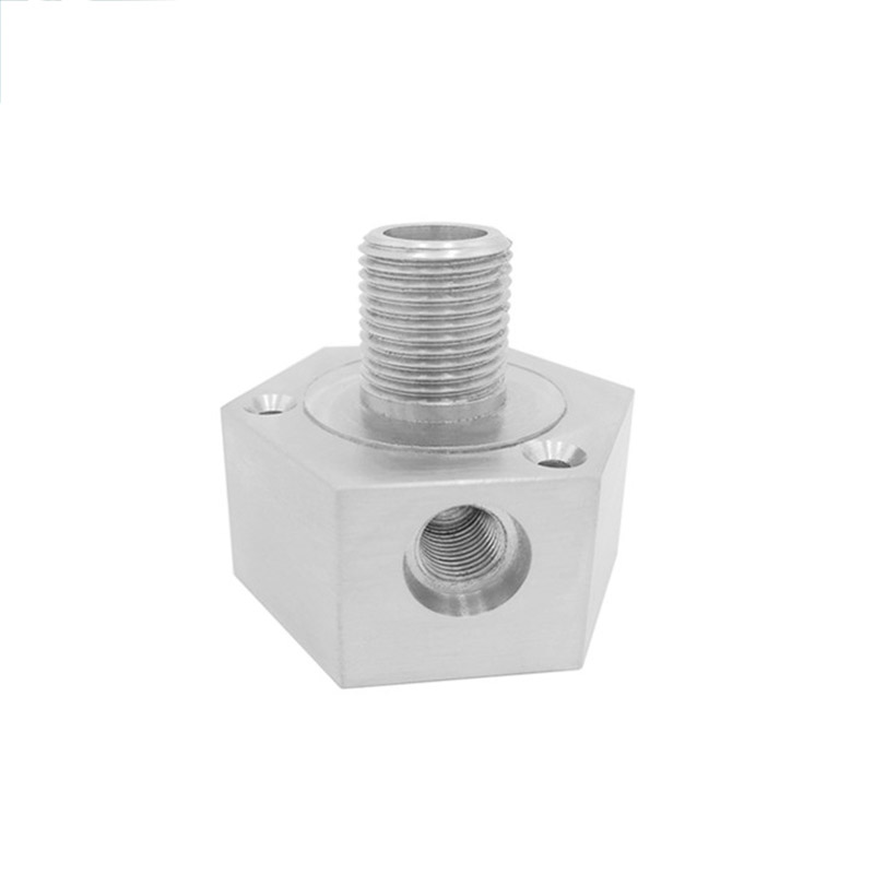 High-quality custom cnc components manufacturers for air valve-2