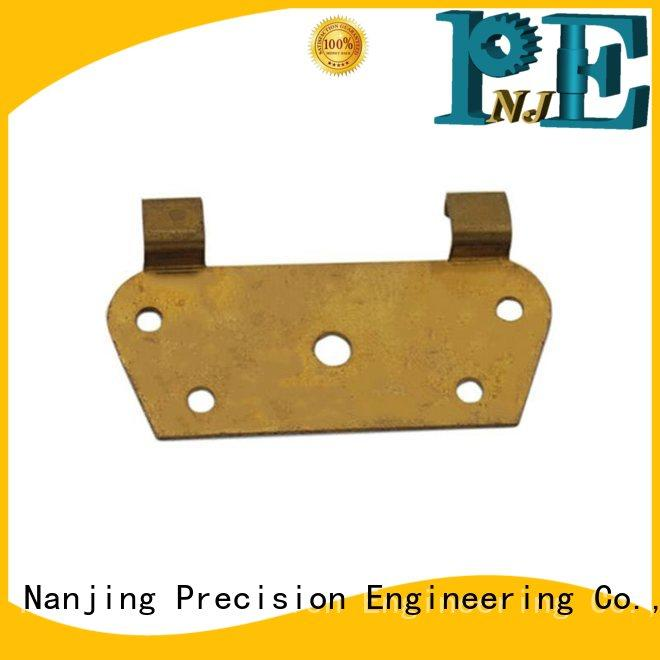 NJPE box precision metal stamping in china for industrial automation