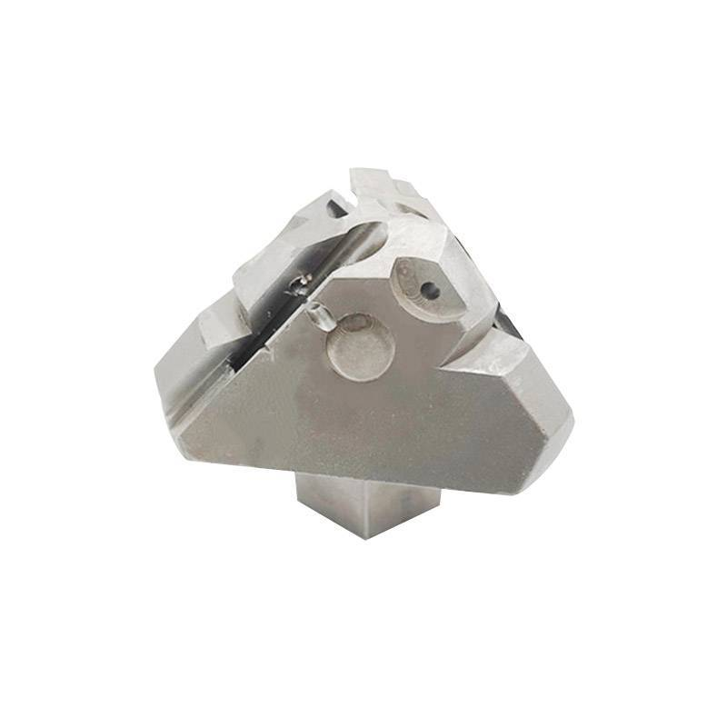high precision CNC milling casting steel parts