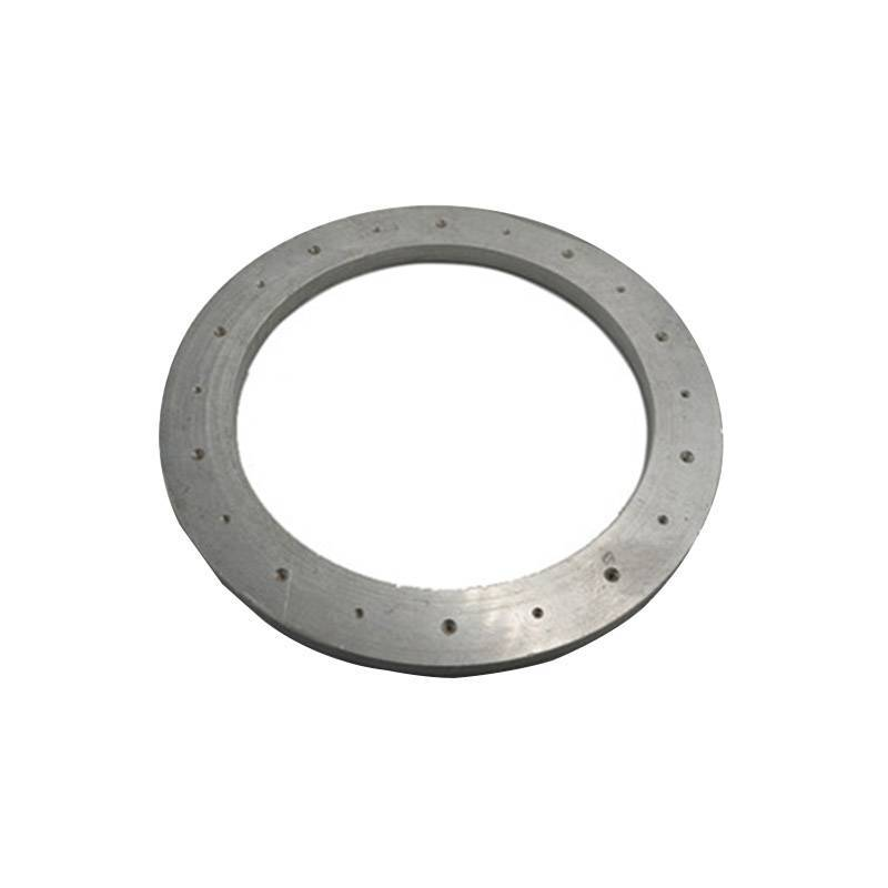 Cold forging carbon steel flange