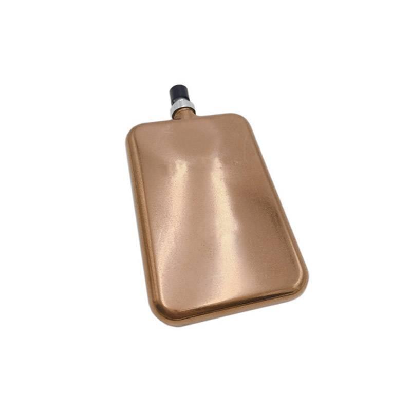 Custom stainless steel fabrication perfume bottle