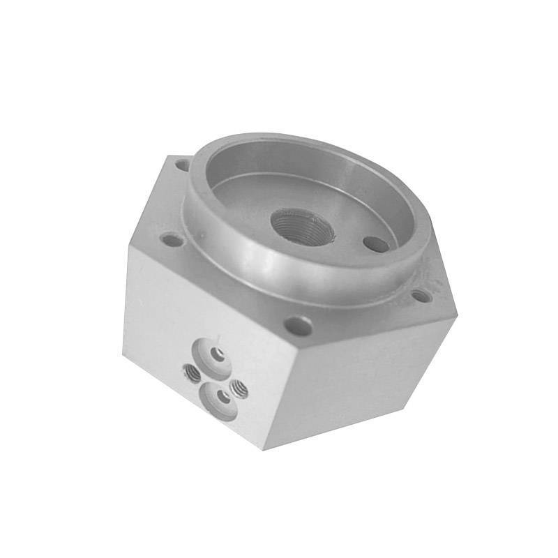 High precision cnc machining parts and connector for air valve