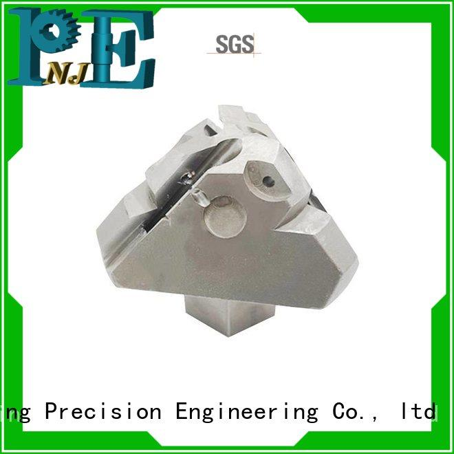 NJPE Top cheap cnc machining service shop now for industrial automation