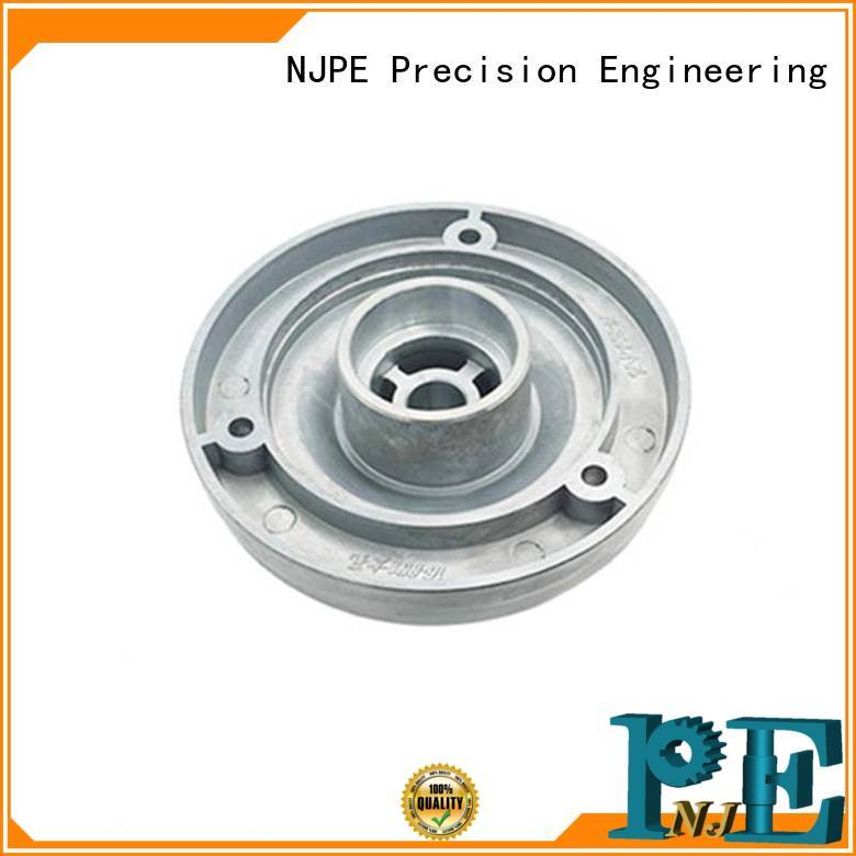NJPE precision cnc machining inc marketing for automobile