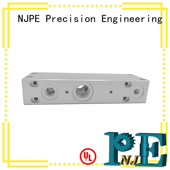 NJPE Custom fast cnc machining simple operation for industrial automation
