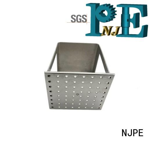 NJPE polishing sheet metal fabrication book pdf marketing for equipments