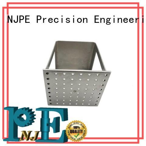 NJPE adjustable metal fab overseas market for air valve