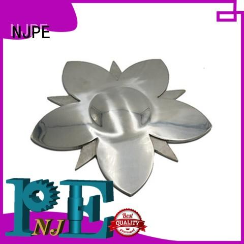 NJPE New cnc shop in china for automobile