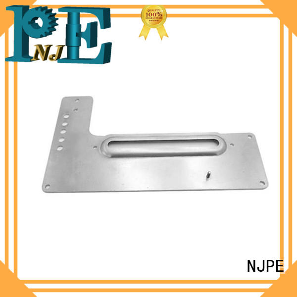 NJPE powerful cnc machining center simple operation for equipments