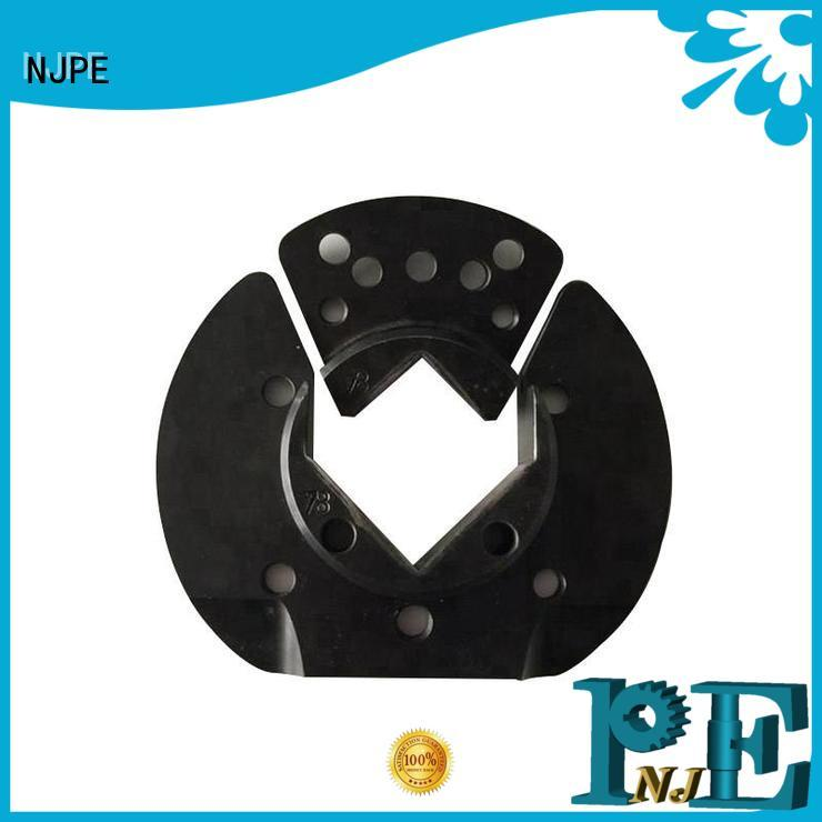 NJPE precision custom assembly manufacturer for air valve