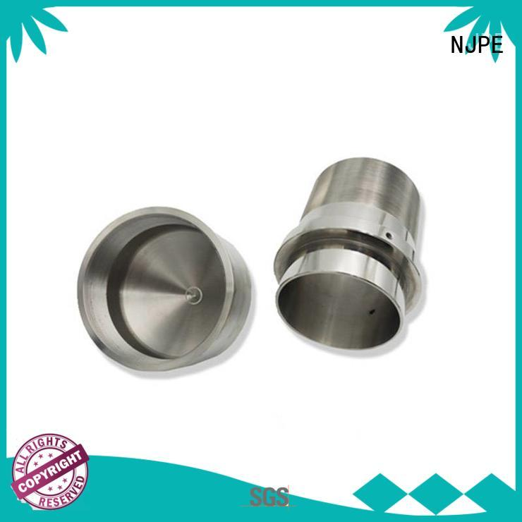 NJPE adjusted custom machining services suppliers for automobile
