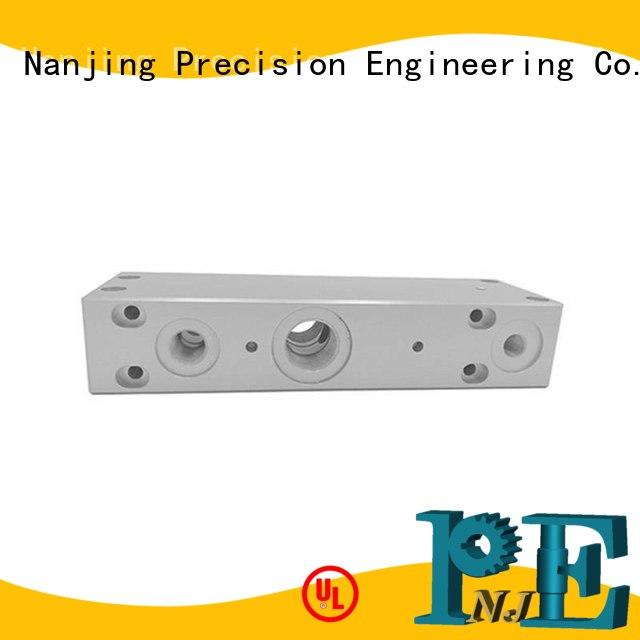 NJPE Custom cnc machinist jobs energy saving for industrial automation