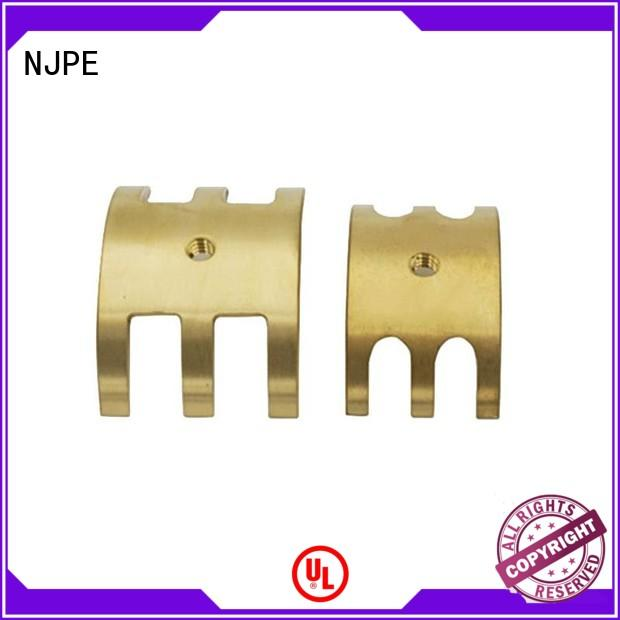 NJPE stainless cnc wheels manufacturers for equipments