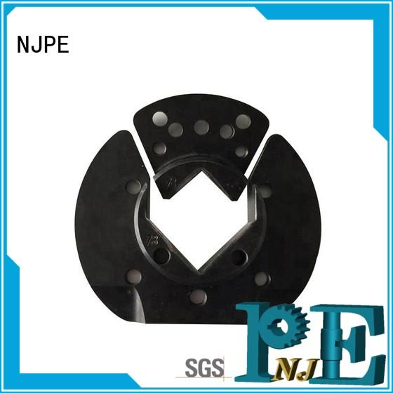 NJPE hardware machine tool assembly manufacturer for industrial automation