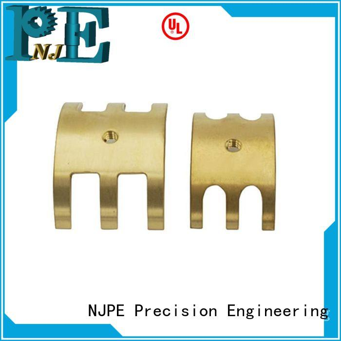 Brass forging products