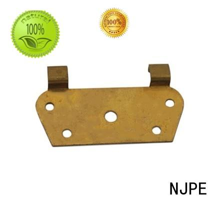 steel stamps customized for industrial automation NJPE