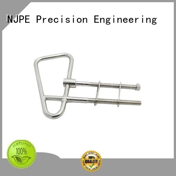 NJPE bottle metal fabrication tools factory for equipments