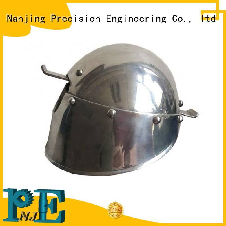NJPE cover steel stamps simple operation for equipements