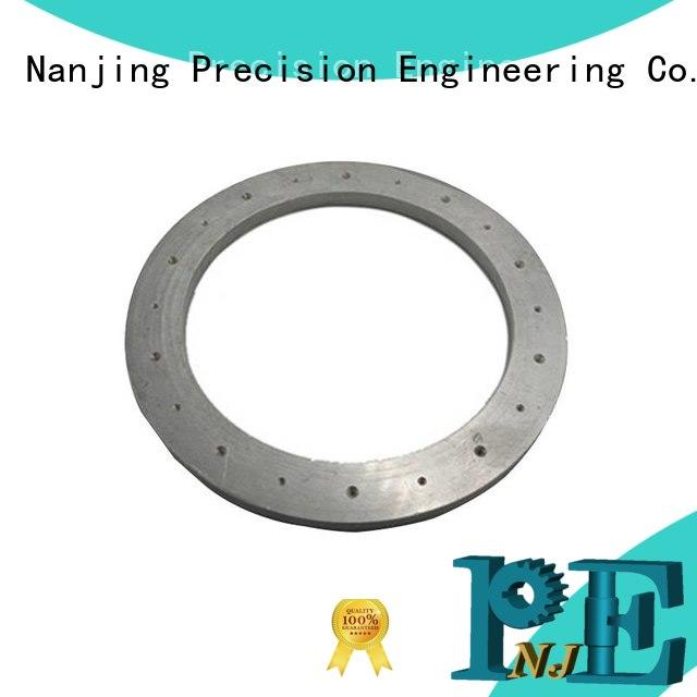 NJPE bolt forging stainless steel factory price for equipements