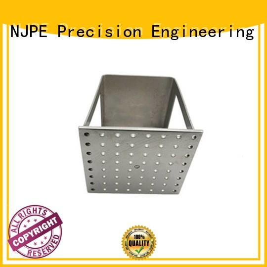 NJPE high reputation fabrication services vendor for industrial automation