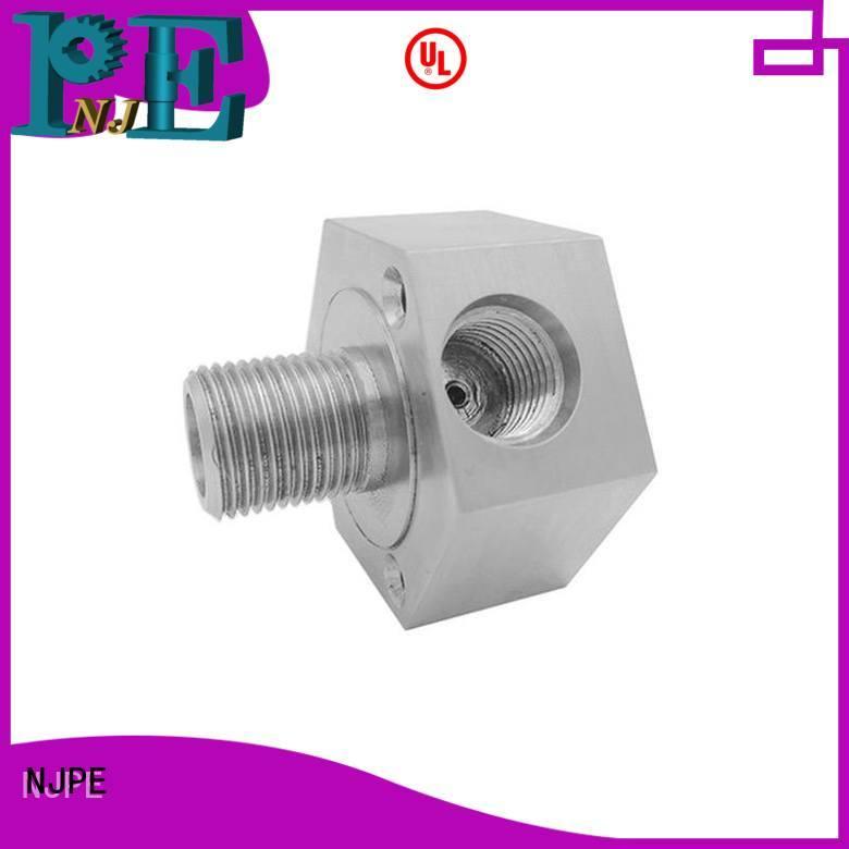 adjustable precision parts aluminum marketing for equipements