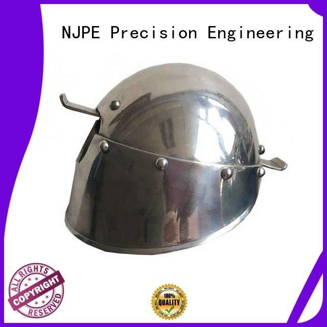 bracket all metal stamping metal for equipements NJPE