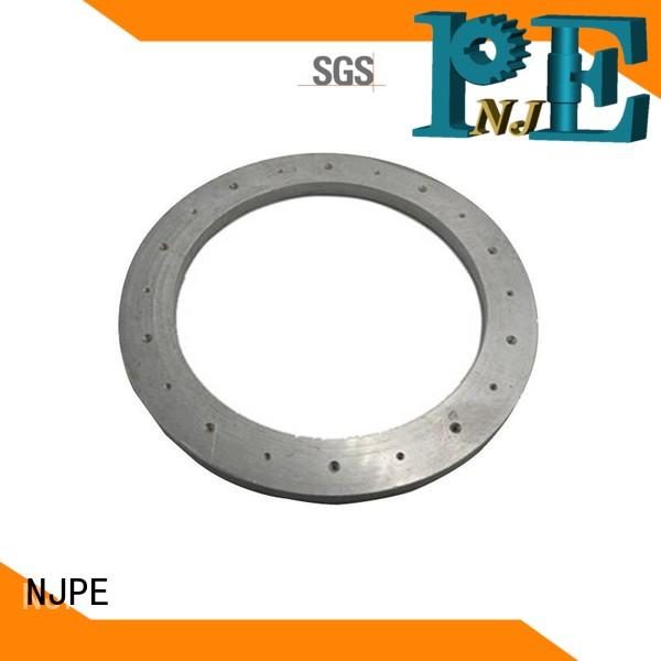 NJPE cold cnc hammer simple operation for equipments