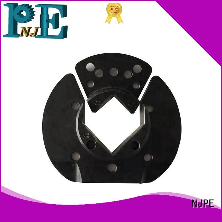 NJPE metal machinery parts assembly for business for industrial automation