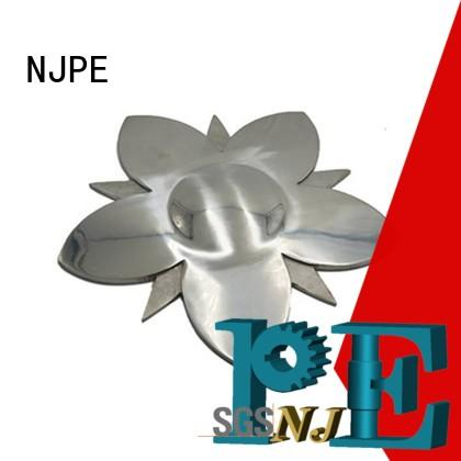 NJPE art precision turning shop now for industrial automation