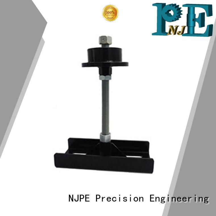 NJPE support mechanical assembly marketing for air valve