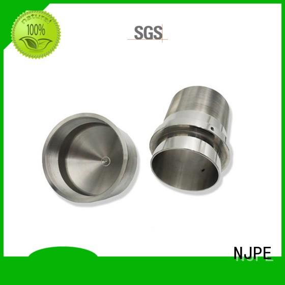 NJPE components cnc machining services overseas market for industrial automation