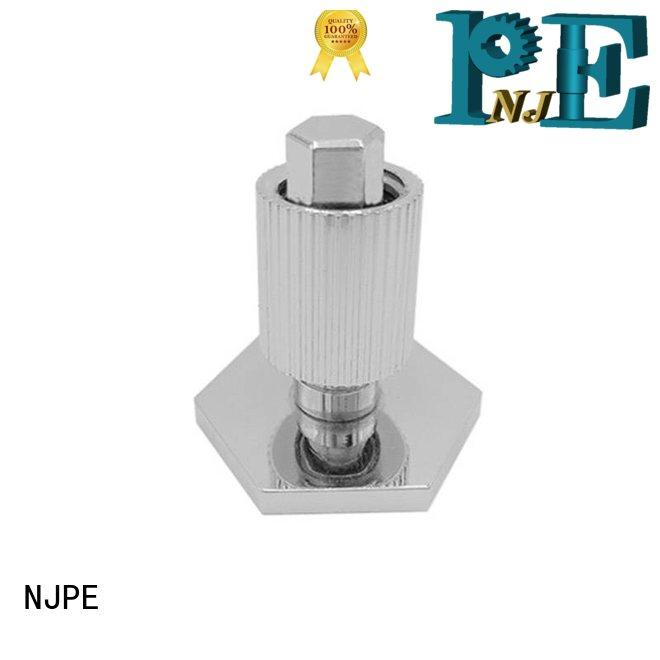 NJPE durable welding and metal fabrication sphere for equipements