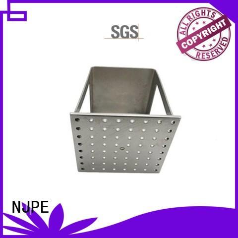 NJPE adjustable aircraft sheet metal fabrication company for air valve
