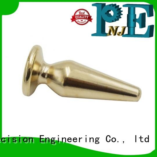 NJPE baggage cnc work order supply for industrial automation