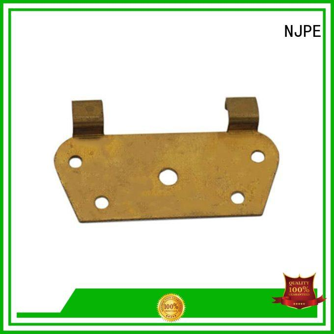 adjusted metal stamping supplies metal simple operation for equipements