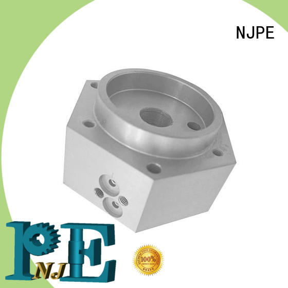 Top cnc milling near me hexagonal in china for air valve