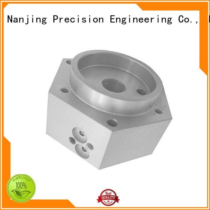 NJPE turning cnc machining inc manufacturer for air valve