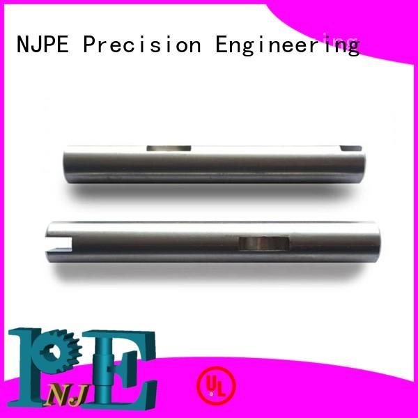 turning stainless steel cnc machining services factory price for industrial automation NJPE