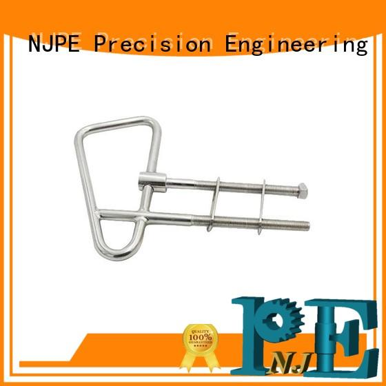 NJPE grip sheet metal fabrication tolerances company for industrial automation