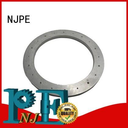 NJPE widely used forging parts shaft for equipements