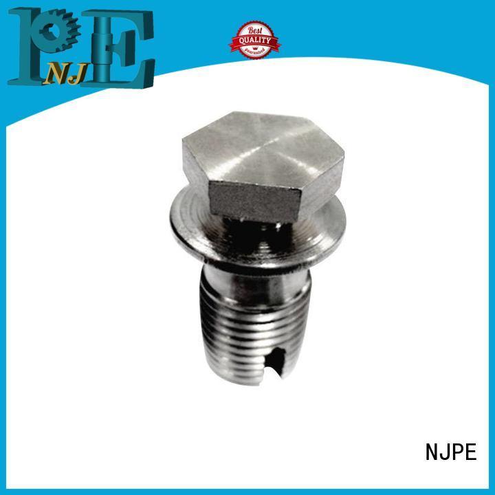 hexagon precision forging flange for automobile NJPE