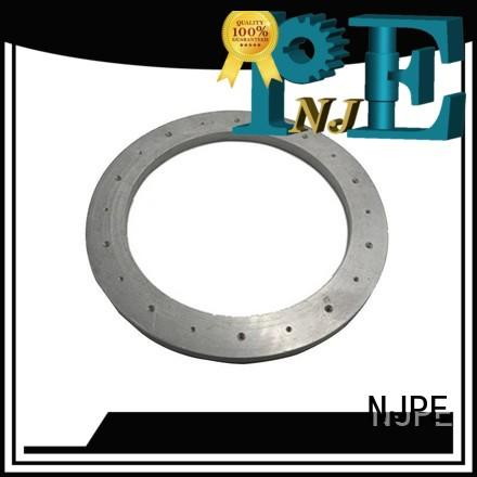 NJPE Custom cnc parts factory for industrial automation