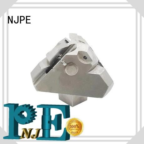 NJPE milling casting supplies grab now for automobile