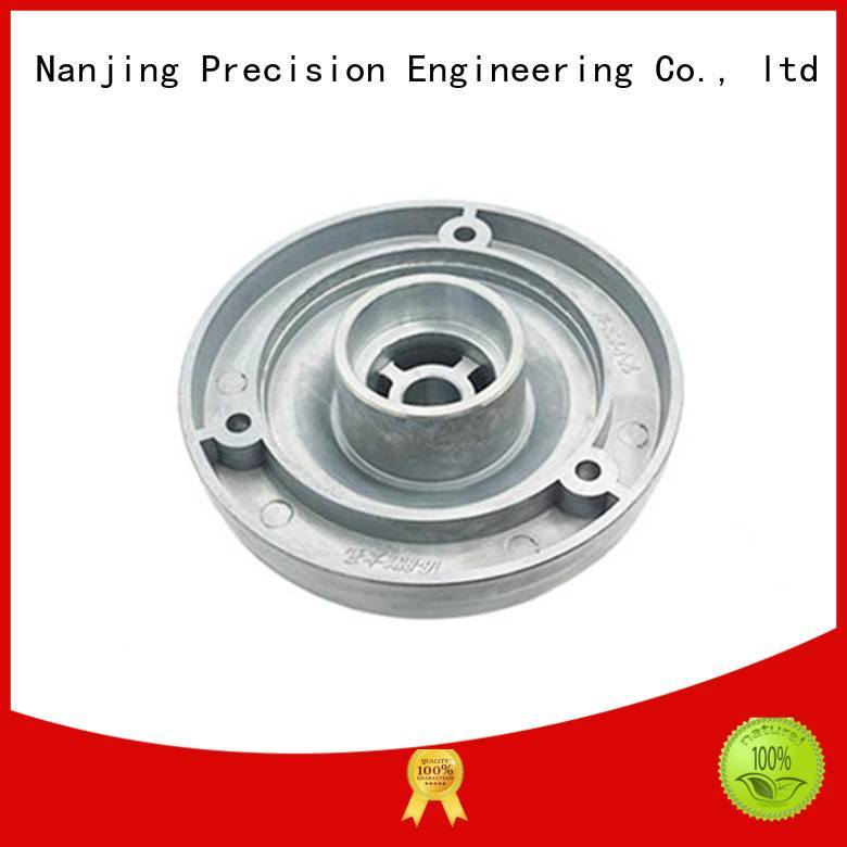 NJPE precision cnc machining companies in china manufacturer for equipments
