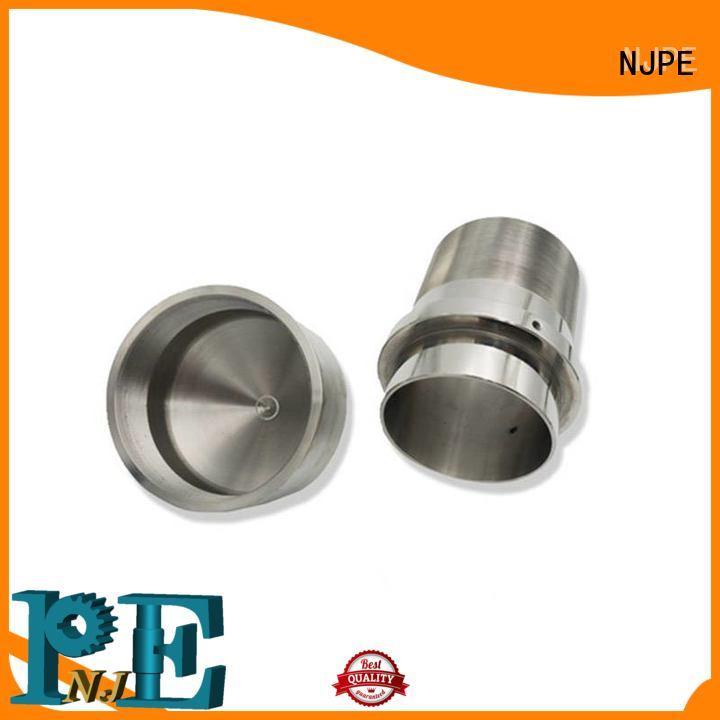 Custom Machining CNC lathe turned stainless steel  parts