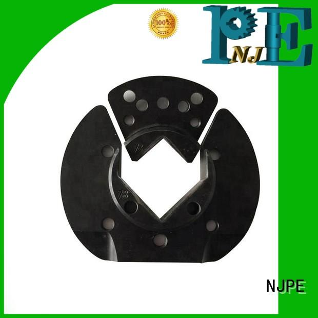 NJPE high quality machinery parts assembly forklift for equipements