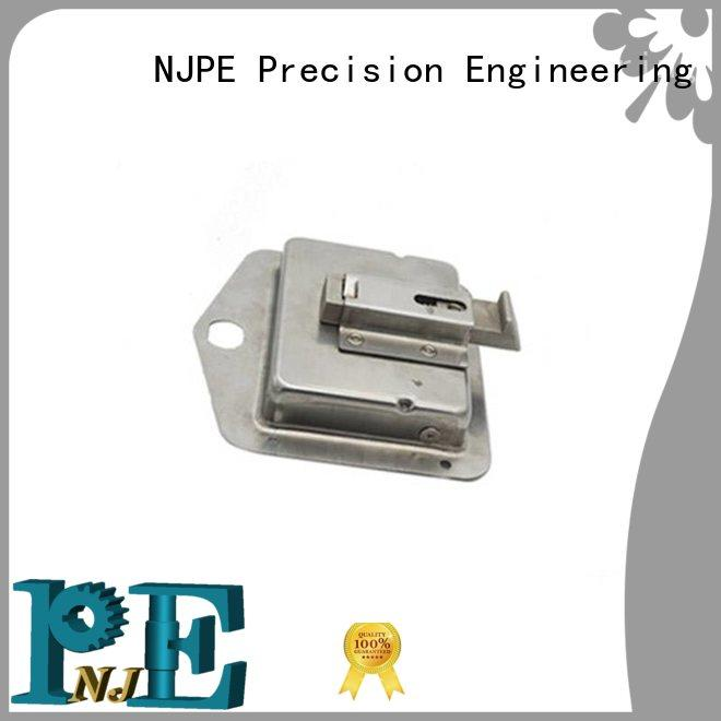 NJPE assemblies machinery parts assembly from china for automobile