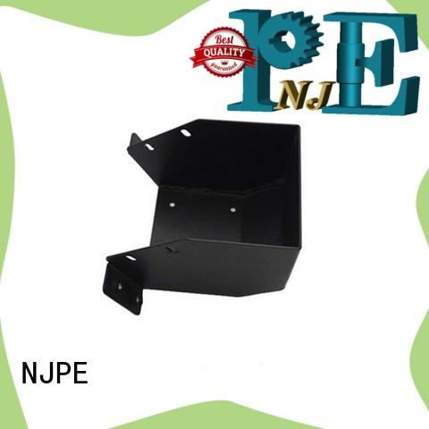 New stamped metal plates non simple operation for automobile