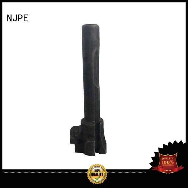 NJPE high quality precision forging marketing for industrial automation