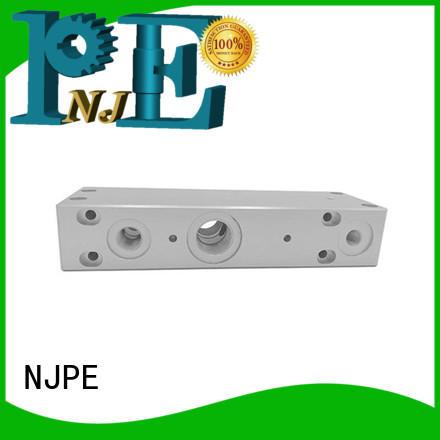 NJPE turned heavy machining energy saving for air valve